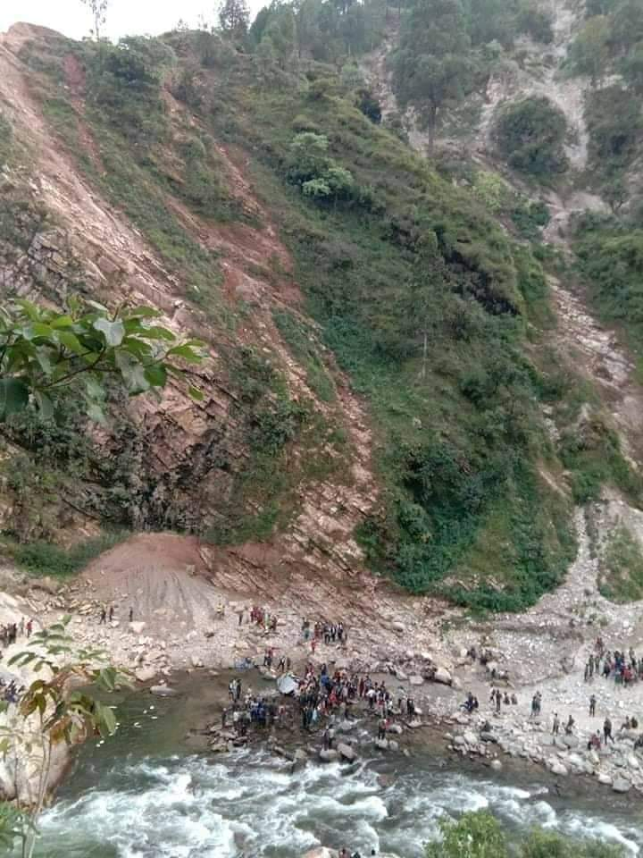 घटना स्थल : जुनिचाँदे-१ मुसामार्ना